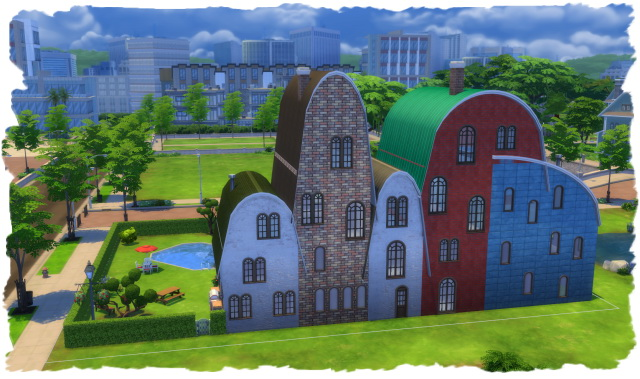 The lucky House by Chalipo at All 4 Sims image 7321 Sims 4 Updates
