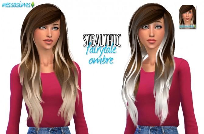 Hair Dump #5 at Nessa Sims image 739 670x439 Sims 4 Updates