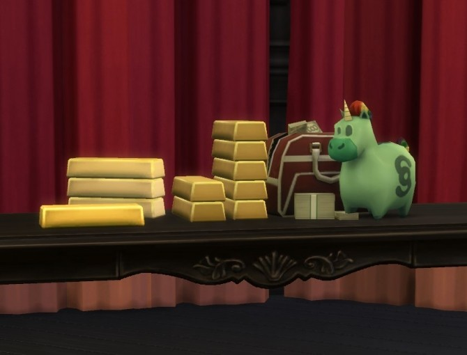 Stacks of Cash by plasticbox at Mod The Sims image 7417 670x510 Sims 4 Updates