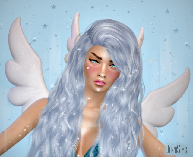 Sims 4 Wings and Ears at Jenni Sims