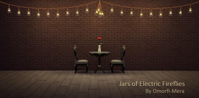 Jars of Electric Fireflies at Omorfi Mera image 784 670x333 Sims 4 Updates