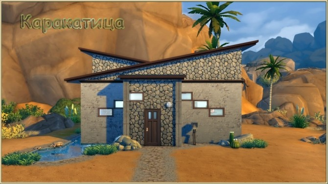 Cuttle House by fatalist at ihelensims image 801 670x377 Sims 4 Updates