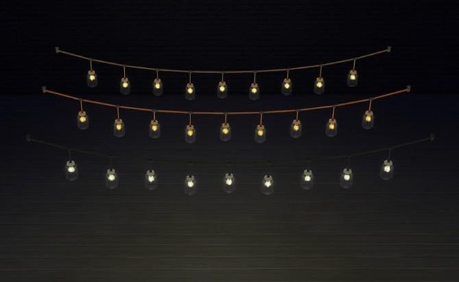 Jars of Electric Fireflies at Omorfi Mera image 805 670x411 Sims 4 Updates