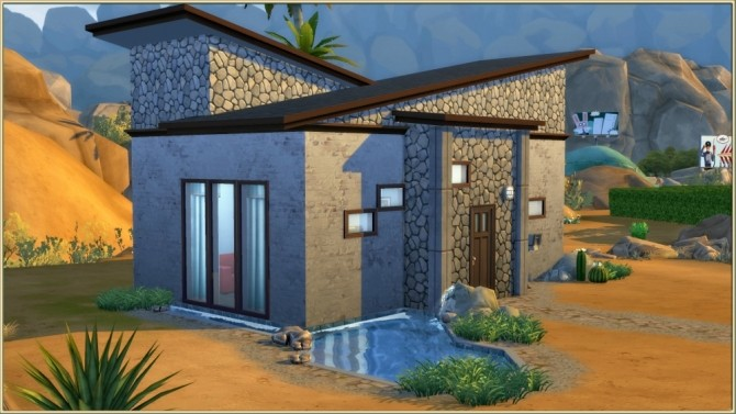 Cuttle House by fatalist at ihelensims image 811 670x377 Sims 4 Updates