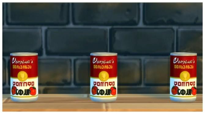 Sims 4 EMERGENCY SOUP KIT at SimDoughnut