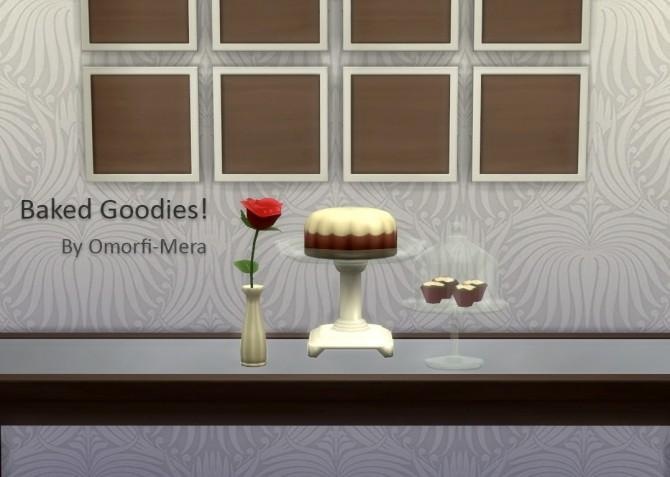 Baked goodies at Omorfi Mera image 865 670x477 Sims 4 Updates