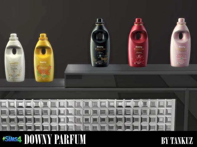 Sims 4 Downy parfum at Tankuz Sims4