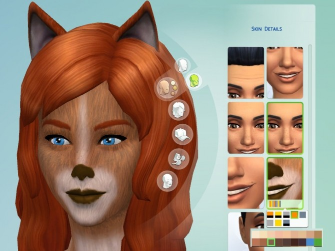 Fur Skin Overlay by EmuMaster2002 at Mod The Sims image 8718 670x503 Sims 4 Updates