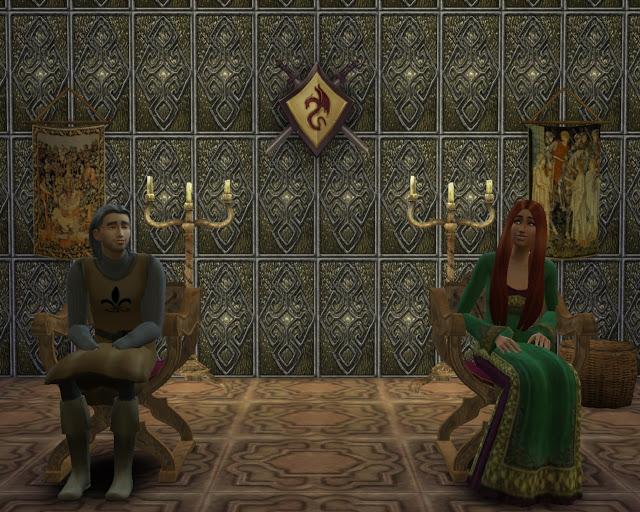 Windhelm walls at Mara45123 image 886 Sims 4 Updates