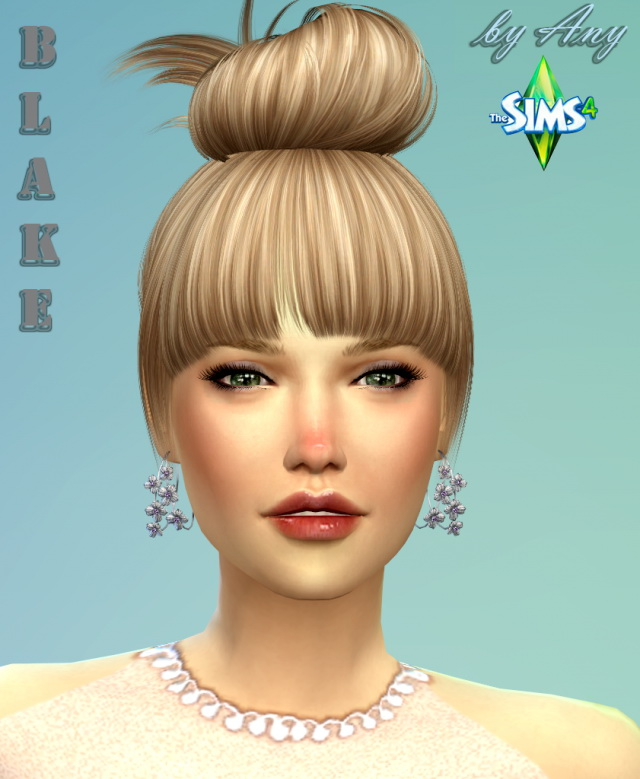 Blake by Any at Sims Modeli image 887 Sims 4 Updates