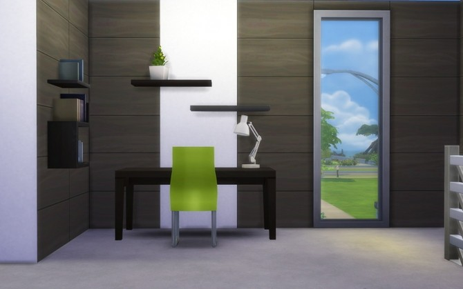 Starter house Zen at ihelensims image 902 670x419 Sims 4 Updates