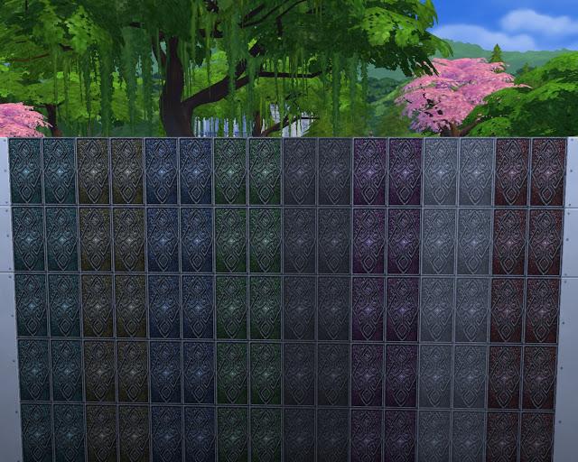 Windhelm walls at Mara45123 image 905 Sims 4 Updates