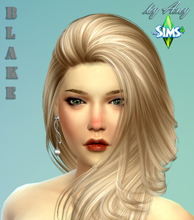 Blake by Any at Sims Modeli image 906 Sims 4 Updates