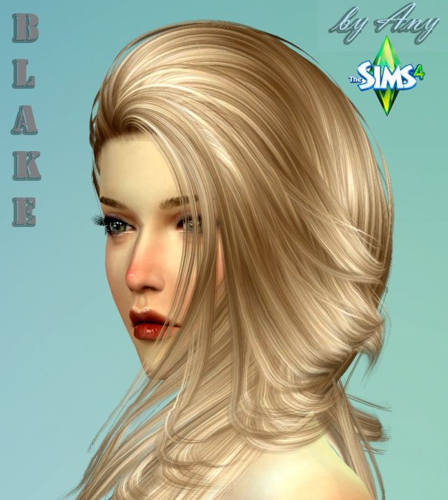 Blake by Any at Sims Modeli image 9111 Sims 4 Updates