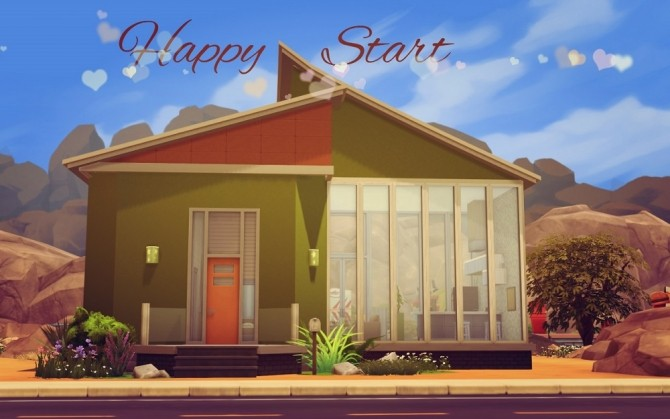 Happy Starter by Alalilla at ihelensims image 913 670x419 Sims 4 Updates