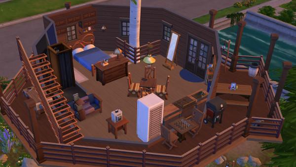Tree house by juru88 at Sims Marktplatz image 9819 Sims 4 Updates