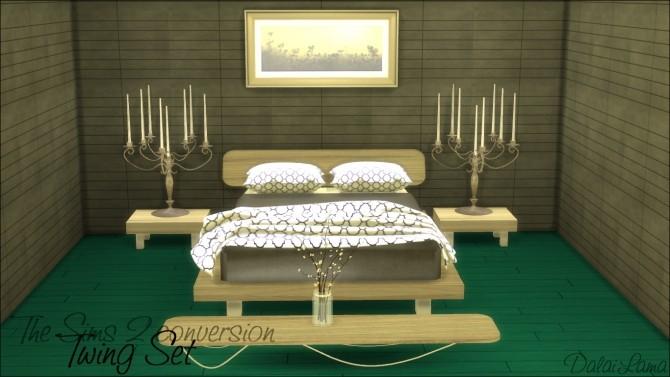 Sims 4 Twing Set by DalaiLama at The Sims Lover