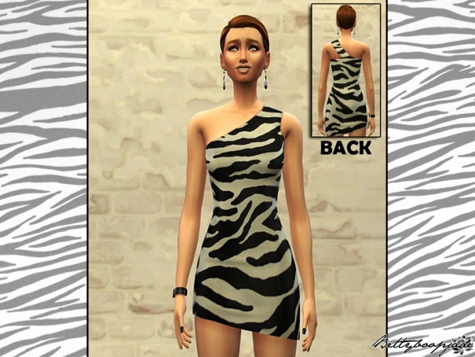 Animal Print Collection By Bettyboopjade At Sims Artists