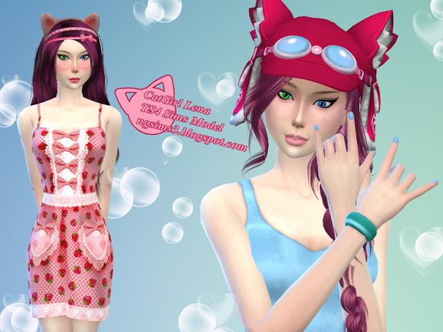 CatGirl Lena at NG Sims3 image 10712 Sims 4 Updates