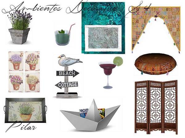 Sims 4 Ambientes Decorative by Pilar at TSR