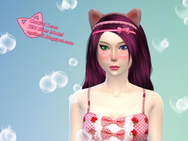 CatGirl Lena at NG Sims3 image 11016 Sims 4 Updates