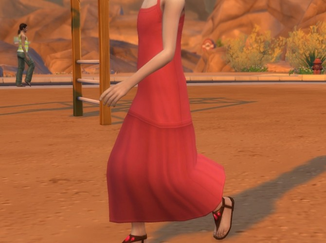 Long Dress for Children by plasticbox at Mod The Sims image 11312 670x500 Sims 4 Updates