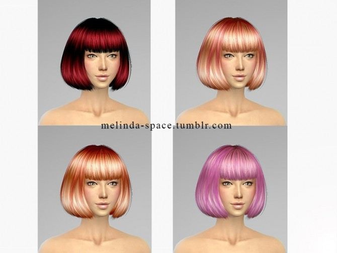 S Club Hair 2 Retexture by Melinda at Sims Fans image 11910 670x503 Sims 4 Updates