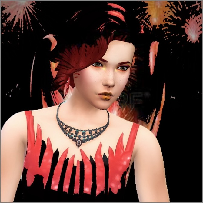 Sims 4 Flamma Igne by Mich Utopia at Sims 4 Passions