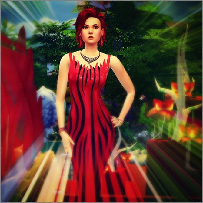 Flamma Igne by Mich Utopia at Sims 4 Passions image 12123 670x669 Sims 4 Updates