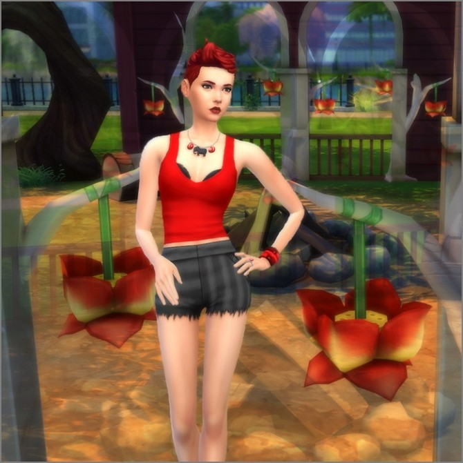 Flamma Igne by Mich Utopia at Sims 4 Passions image 12218 670x671 Sims 4 Updates