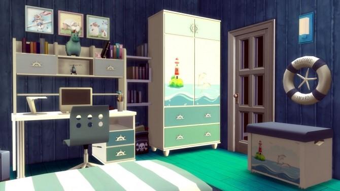 Sims 4 Kids Room Boys