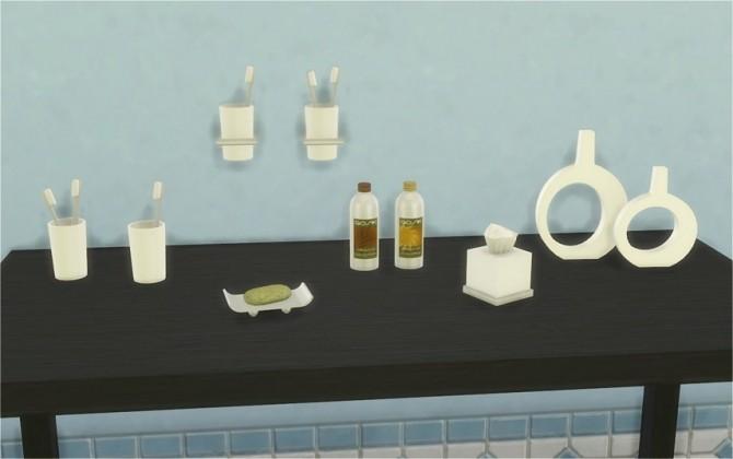 Sims 4 Io Bathroom pt2 at Veranka