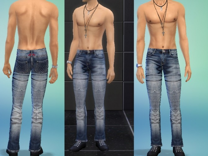 Jeans for Males 01 at Tatyana Name image 12614 670x503 Sims 4 Updates