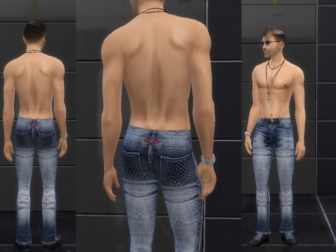 Jeans for Males 01 at Tatyana Name image 12714 670x503 Sims 4 Updates