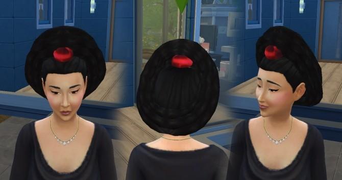 Sims 4 CRS2 Hair 070908 Conversion at My Stuff