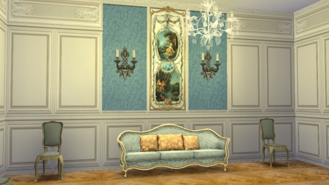 Trianon Wall Set 1 at Regal Sims image 13210 670x377 Sims 4 Updates