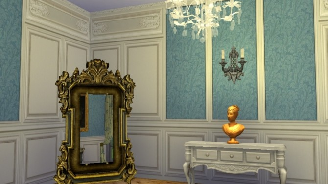 Trianon Wall Set 1 at Regal Sims image 1348 670x377 Sims 4 Updates