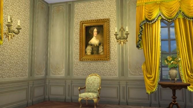 Italian Baroque Wall Set at Regal Sims image 1386 670x377 Sims 4 Updates