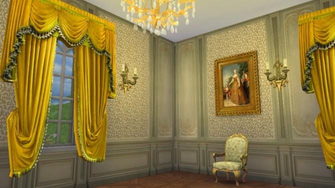Italian Baroque Wall Set at Regal Sims image 1409 670x377 Sims 4 Updates