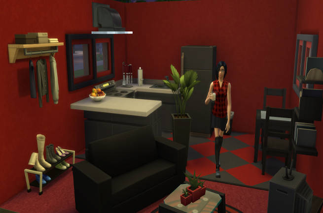 Sims 4 Trailer Starter by SimsAtelier at Blacky's Sims Zoo