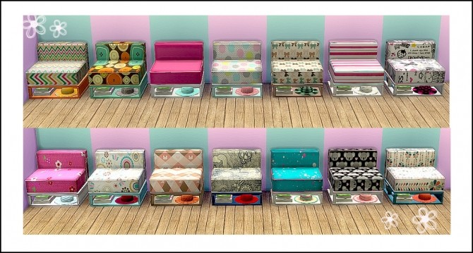 ... 2T4 Annas Teen Girl Bedroom At Daer0n U2013 Sims 4 Designs Image 1564  670x359 Sims 4