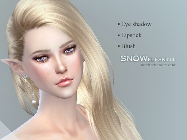 Snow Elf skintones all age II by S Club at TSR image 16101 Sims 4 Updates
