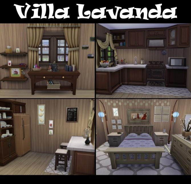 Sims 4 Lavanda villa at Taty – Eámanë Palantír