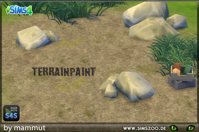 Sims 4 Dirt1 by mammut at Blacky's Sims Zoo