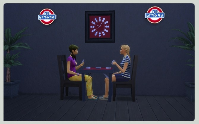 Sims 4 Painting Leisure time by Simchanka at ihelensims