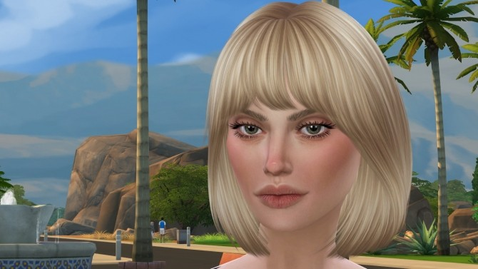 Sims 4 Claire by Elena at Sims World by Denver