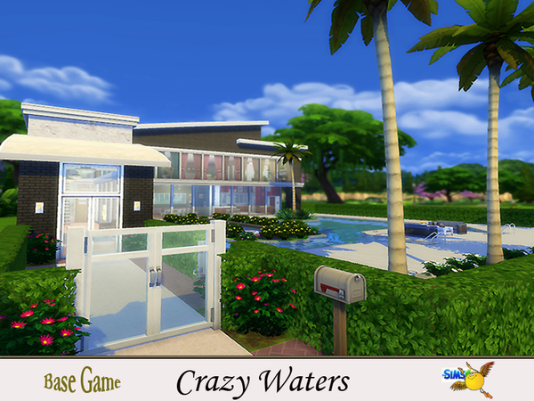 Crazy Waters by Evi at TSR image 2012 Sims 4 Updates