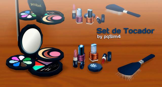 Clutter Sims 4 CC Makeup