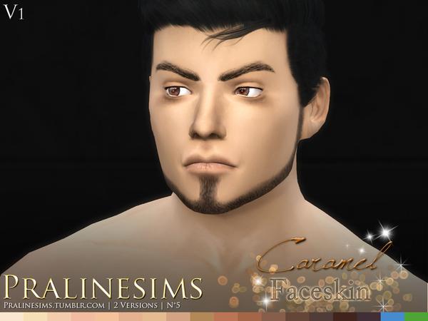 Caramel Faceskin by Pralinesims at TSR image 2106 Sims 4 Updates