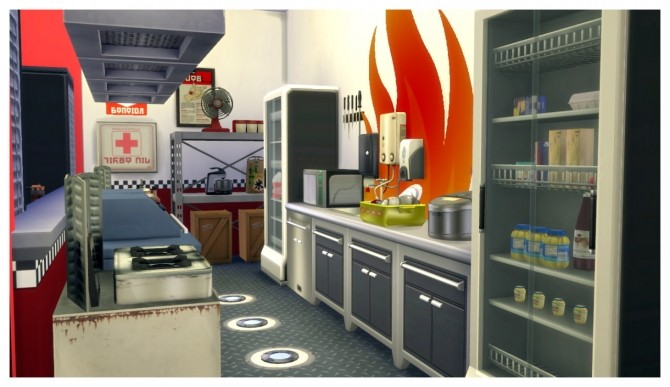 The Launch Pad Bar Grill A Turbo Career Build At SimDoughnut